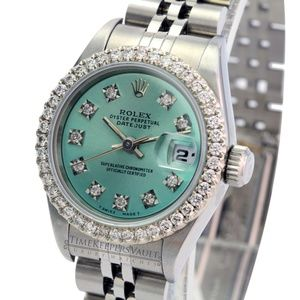 Rolex Lady Datejust Diamond 26mm Watch